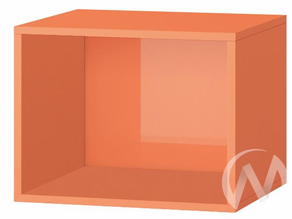Куб Прихожая Милан (акрил оранж)