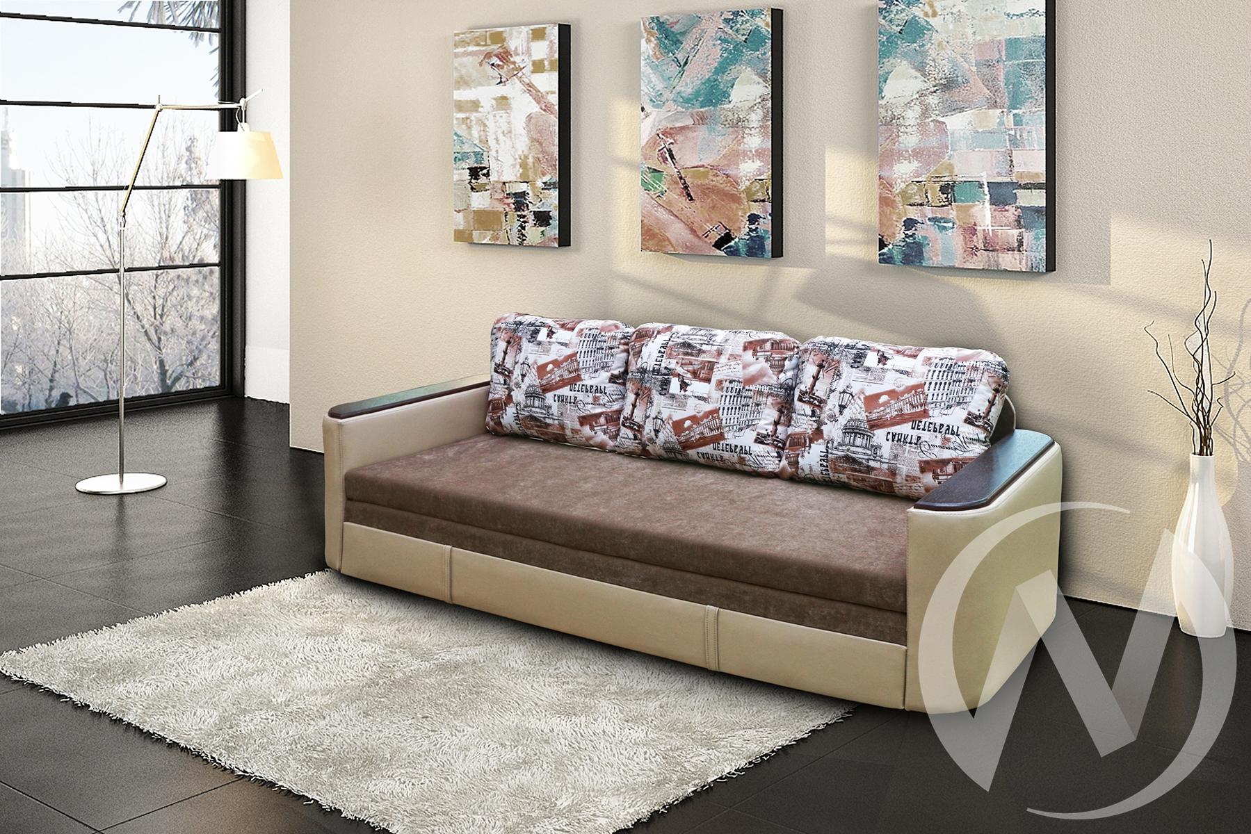 Диван прямой Комфорт в Новосибирске в интернет-магазине мебели kuhnya54.ru