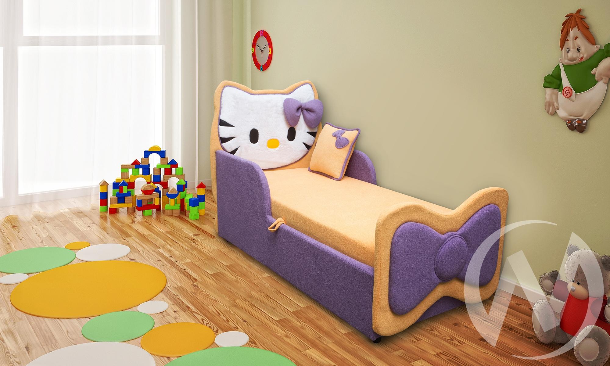 Грейс диван детский  в Томске — интернет магазин МИРА-мебель