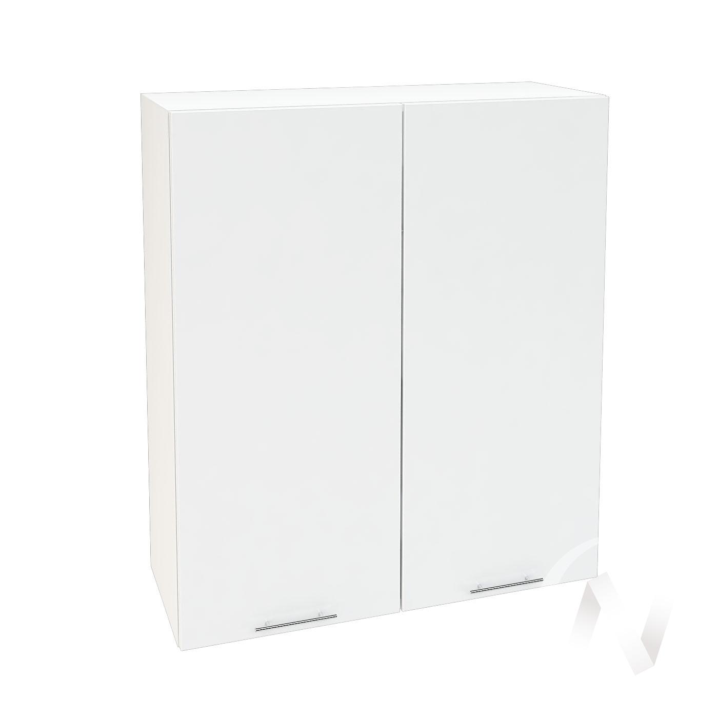 "Кухня ""Валерия-М"": Шкаф верхний 809, ШВ 809 (белый глянец/корпус белый)"