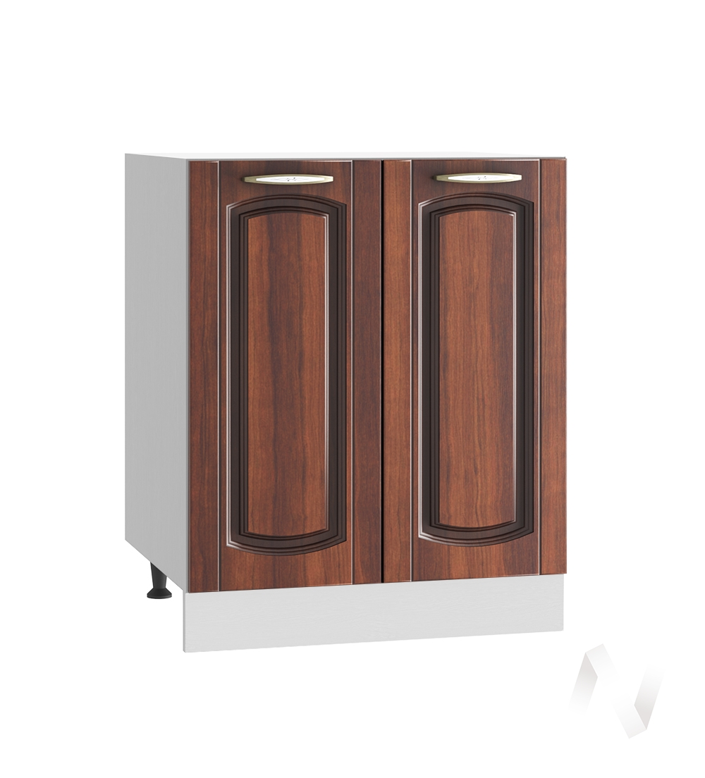 "Кухня ""Неаполь"": Шкаф нижний 600, ШН 600 (Италия/корпус белый)"