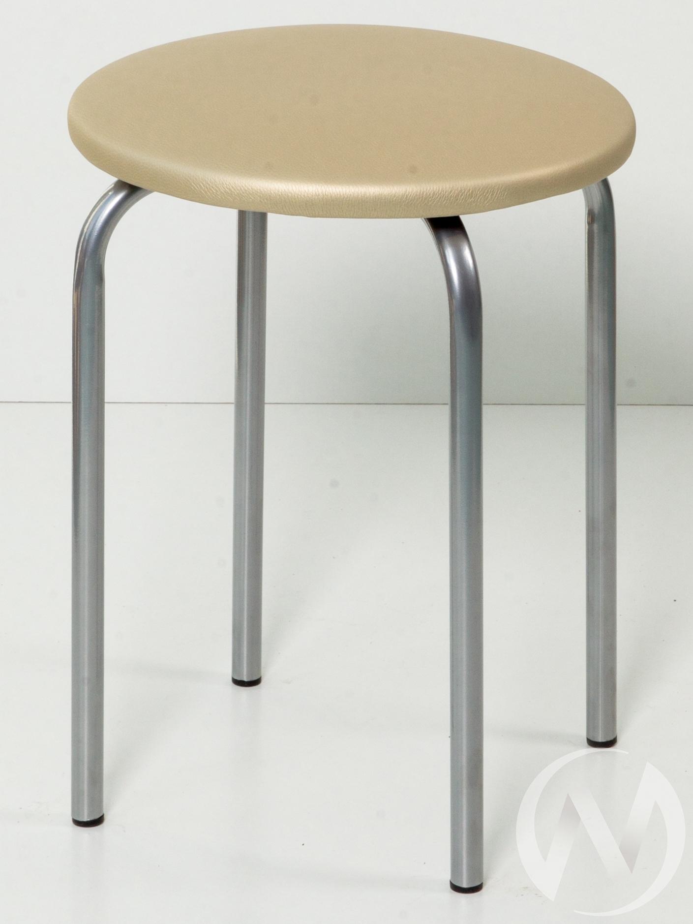 """Табурет """"Лотос"""" (серебро/С-101) комплект 2 шт.  в Томске — интернет магазин МИРА-мебель"""