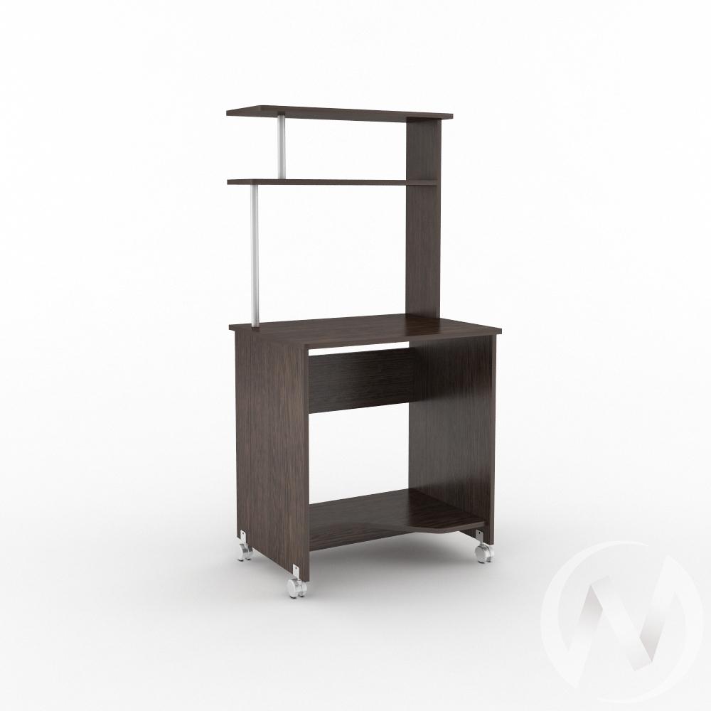 Компьютерный стол КС 700 (венге)  в Томске — интернет магазин МИРА-мебель