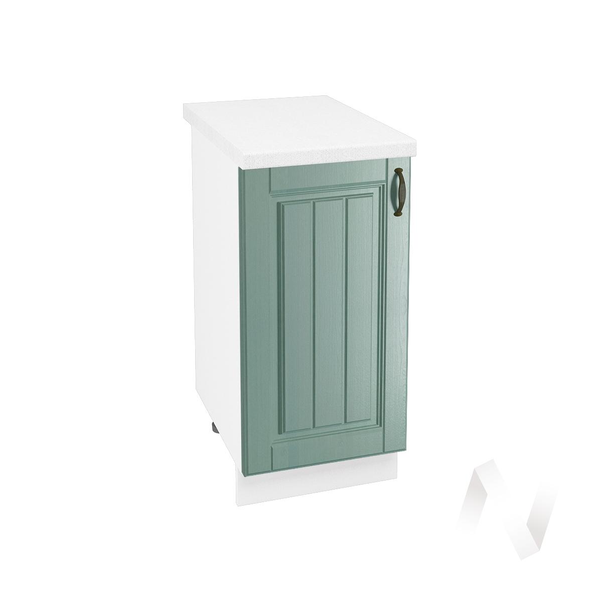 """Кухня """"Прованс"""": Шкаф нижний 400, ШН 400 (корпус белый)"""