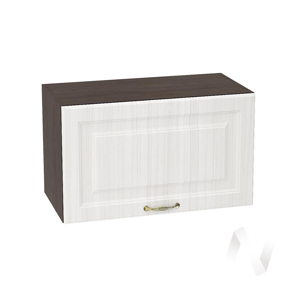 """Кухня """"Виктория"""": Шкаф верхний горизонтальный 600, ШВГ 600 (корпус венге)"""