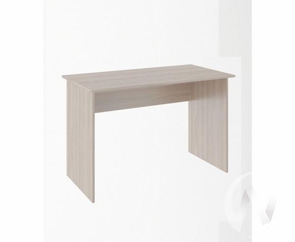 Стол прямой М11 Остин (ясень шимо светлый/белый)