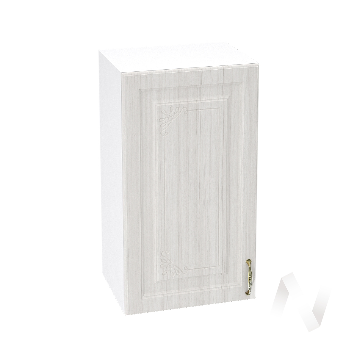 "Кухня ""Виктория"": Шкаф верхний 400, ШВ 400 (корпус белый)"