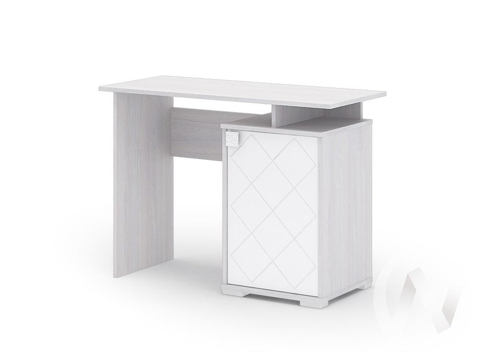 Стол макияжный СТМ 021 Спальня Сальма (анкор/белый глянец)