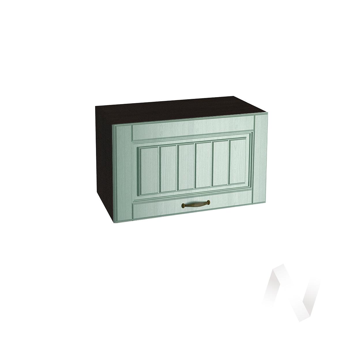"""Кухня """"Прованс"""": Шкаф верхний горизонтальный 600, ШВГ 600 (корпус венге)"""
