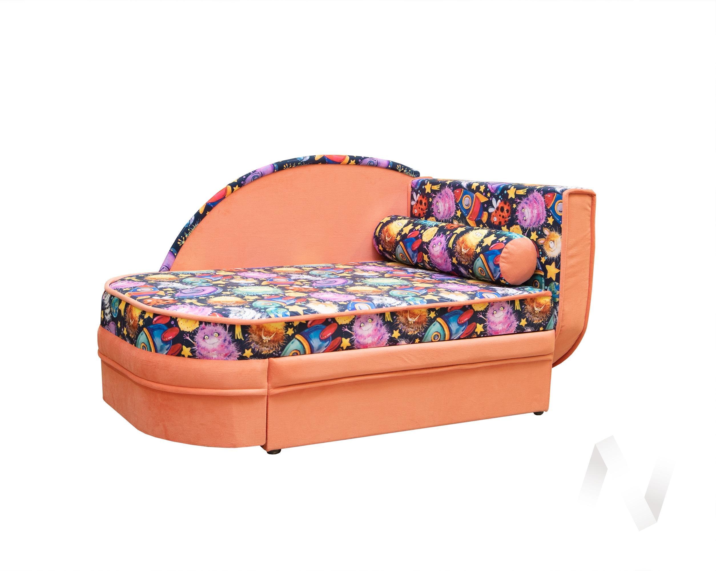 Маугли диван детский левый (Нло) недорого в Томске — интернет-магазин авторской мебели Экостиль