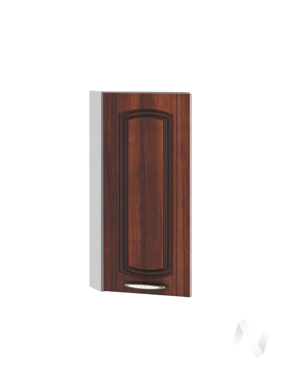 """Кухня """"Неаполь"""": Шкаф верхний торцевой 224, ШВТ 224 (Италия/корпус белый)"""