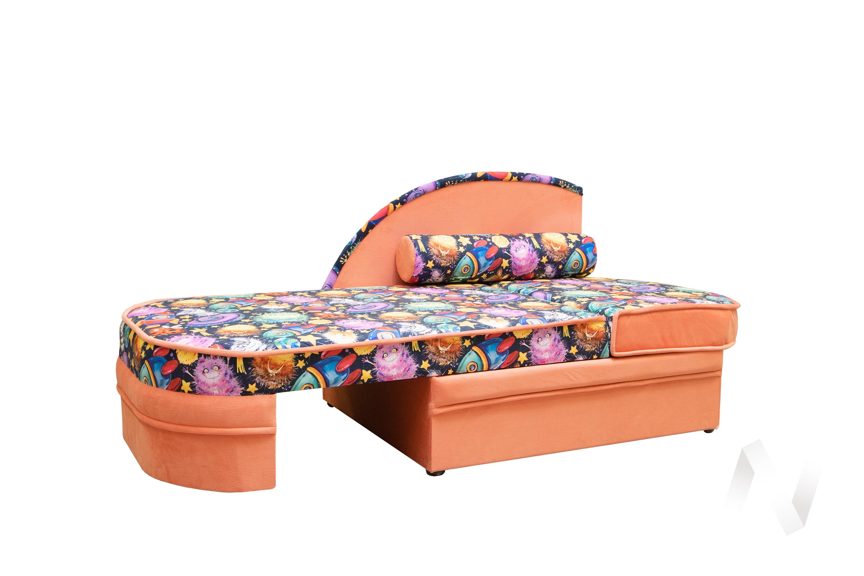 Маугли диван детский левый (Нло)  в Томске — интернет магазин МИРА-мебель