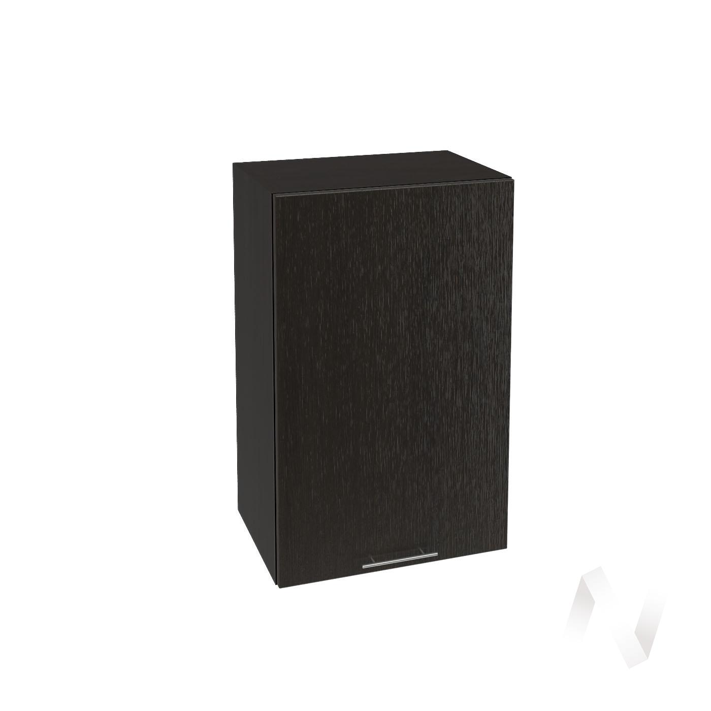 """Кухня """"Валерия-М"""": Шкаф верхний 450, ШВ 450 (венге/корпус венге)"""