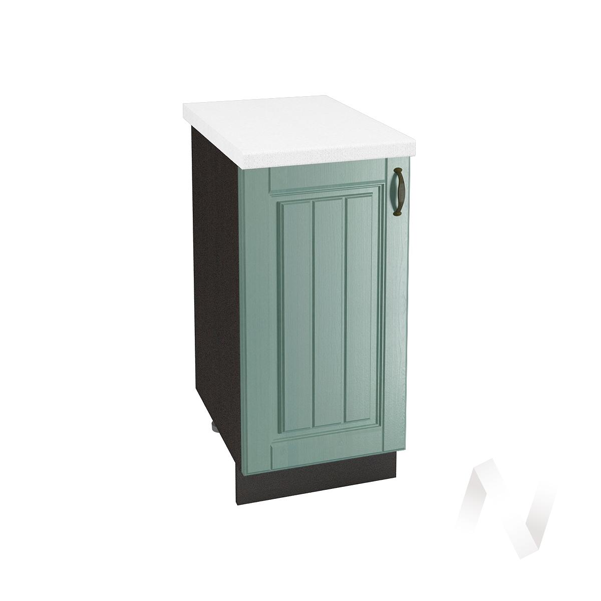 """Кухня """"Прованс"""": Шкаф нижний 400, ШН 400 (корпус венге)"""