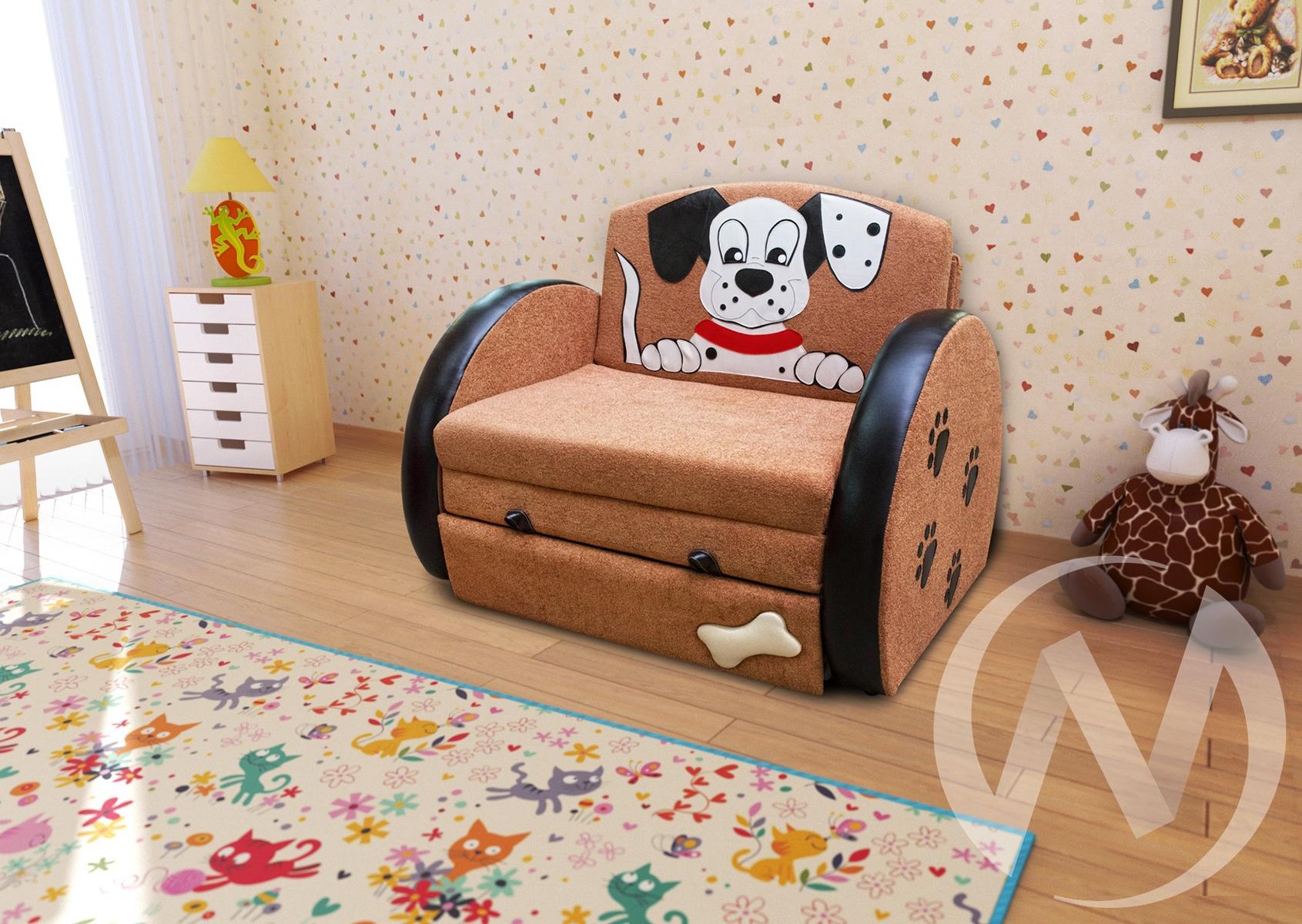 Снупи диван детский