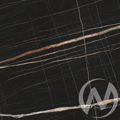 Кромка для столешницы с/к 3000*45мм (№63 черный тунис) в заводской упаковке