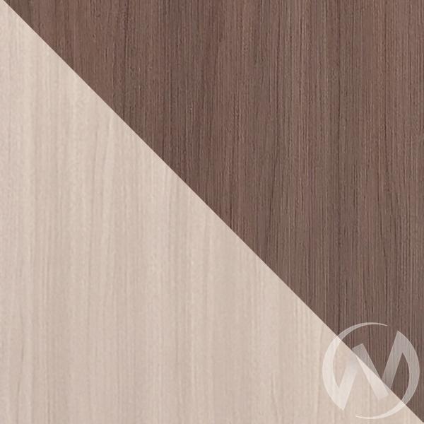 Шкаф полки с ящиками ШК 201 Прихожая Машенька (шимо темный/шимо светлый)  в Томске — интернет магазин МИРА-мебель