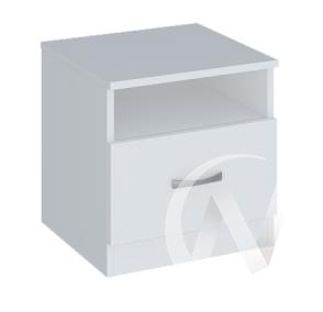 Тумба прикроватная Осло (белый)  в Томске — интернет магазин МИРА-мебель