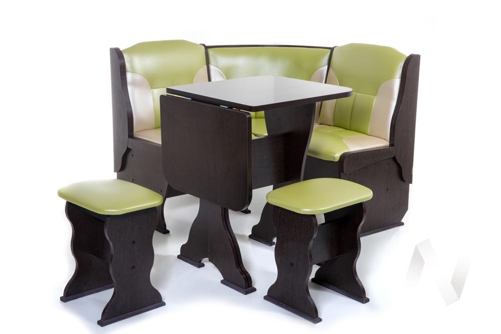 """Набор мебели для кухни """"НАРЦИСС"""" -КОМБИ (ВЕНГЕ, С.-105 + С.-101 )"""