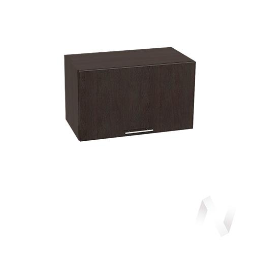 """Кухня """"Валерия-М"""": Шкаф верхний горизонтальный 600, ШВГ 600 (венге/корпус венге)"""