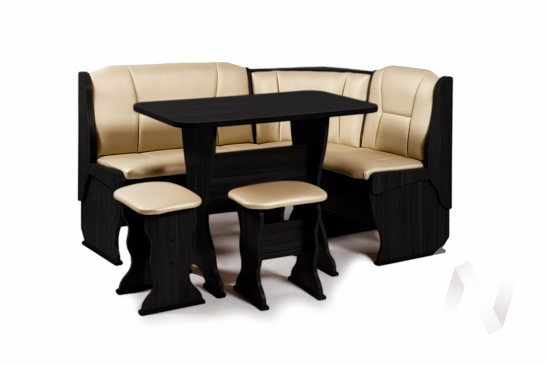 """Набор мебели для кухни """"Орхидея"""" венге C-101 в Томске — авторская мебель Экостиль"""