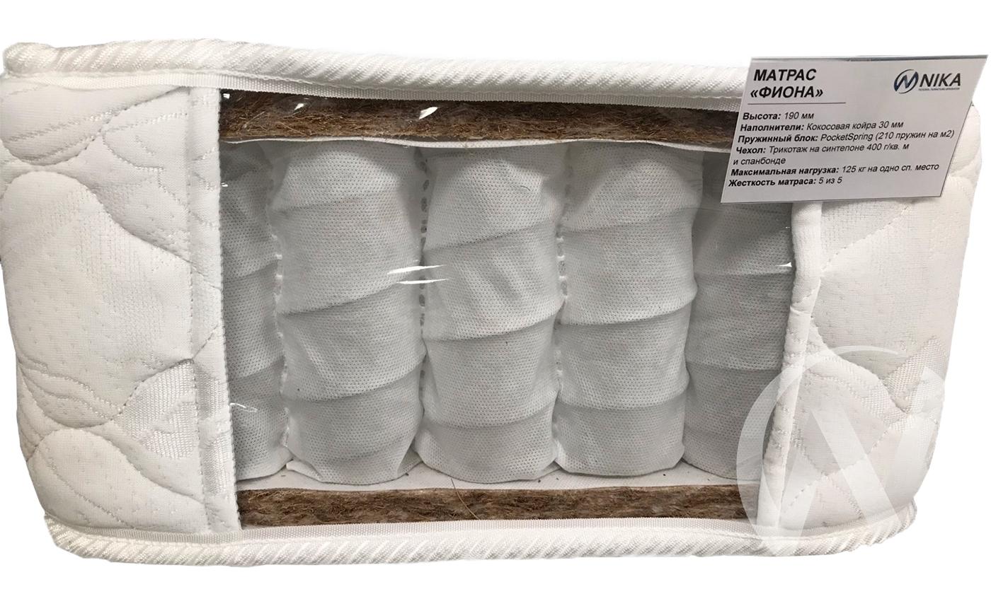 Матрас (1800х1950) Фиона трикотаж  в Томске — интернет-магазин МИРА-мебель
