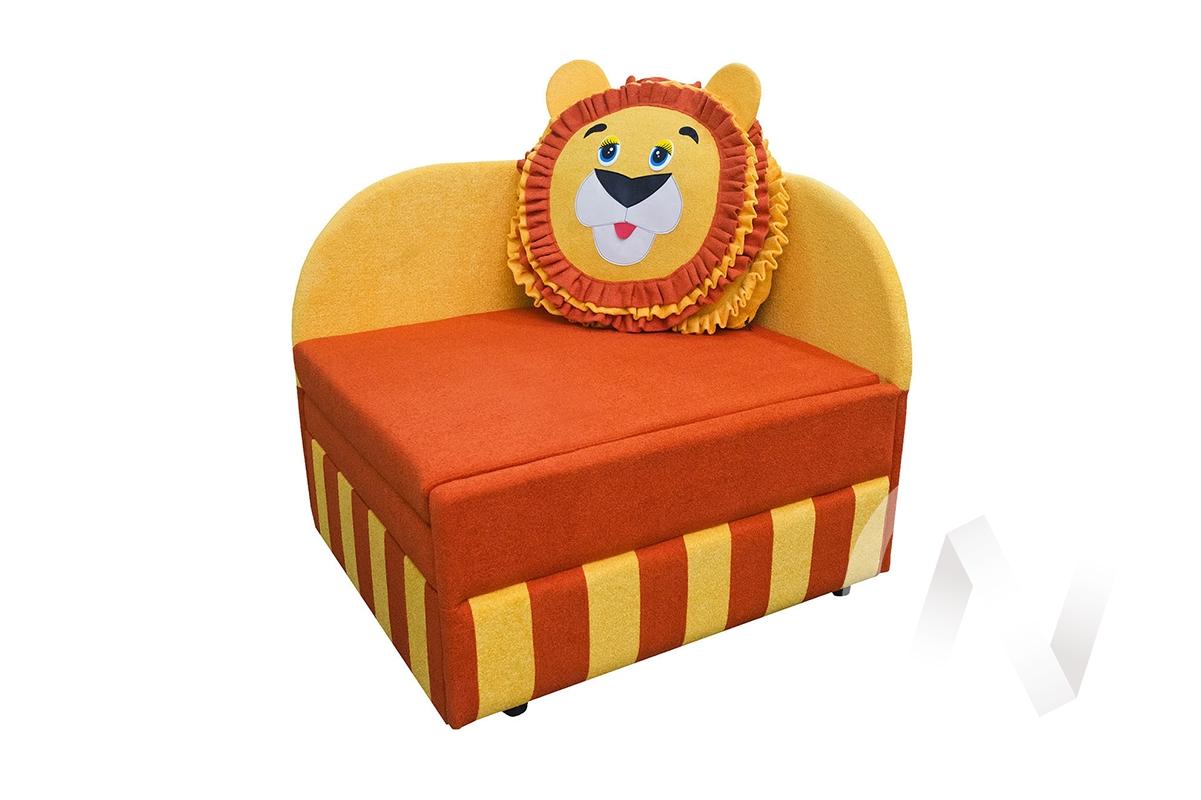 Лев диван детский правый  в Томске — интернет магазин МИРА-мебель
