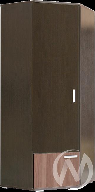 МС Статус М-10 Шкаф угловой (венге-ясень шимо темный)