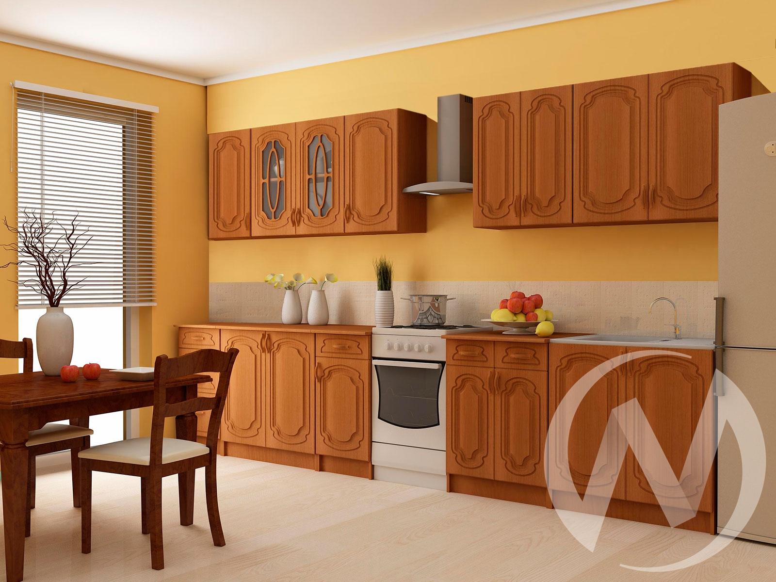"""Купить кухня """"настя"""" (ольха оксфорд) в Новосибирске в интернет-магазине Мебель плюс Техника"""