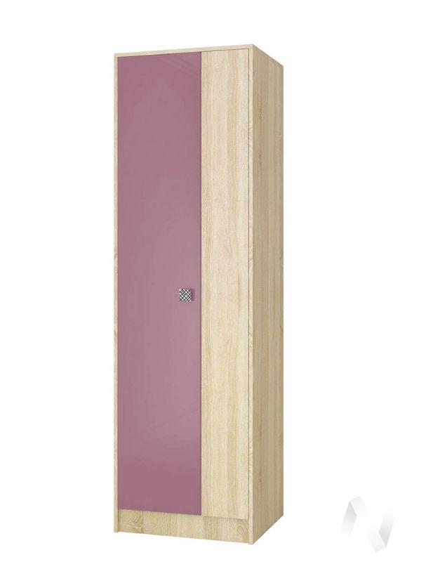 Шкаф Детская Колибри (дуб сонома/виола)