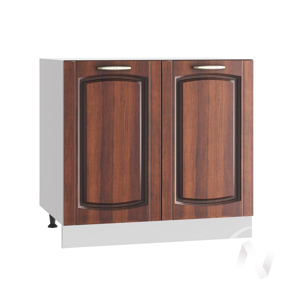 "Кухня ""Неаполь"": Шкаф нижний 800, ШН 800 (Италия/корпус белый)"