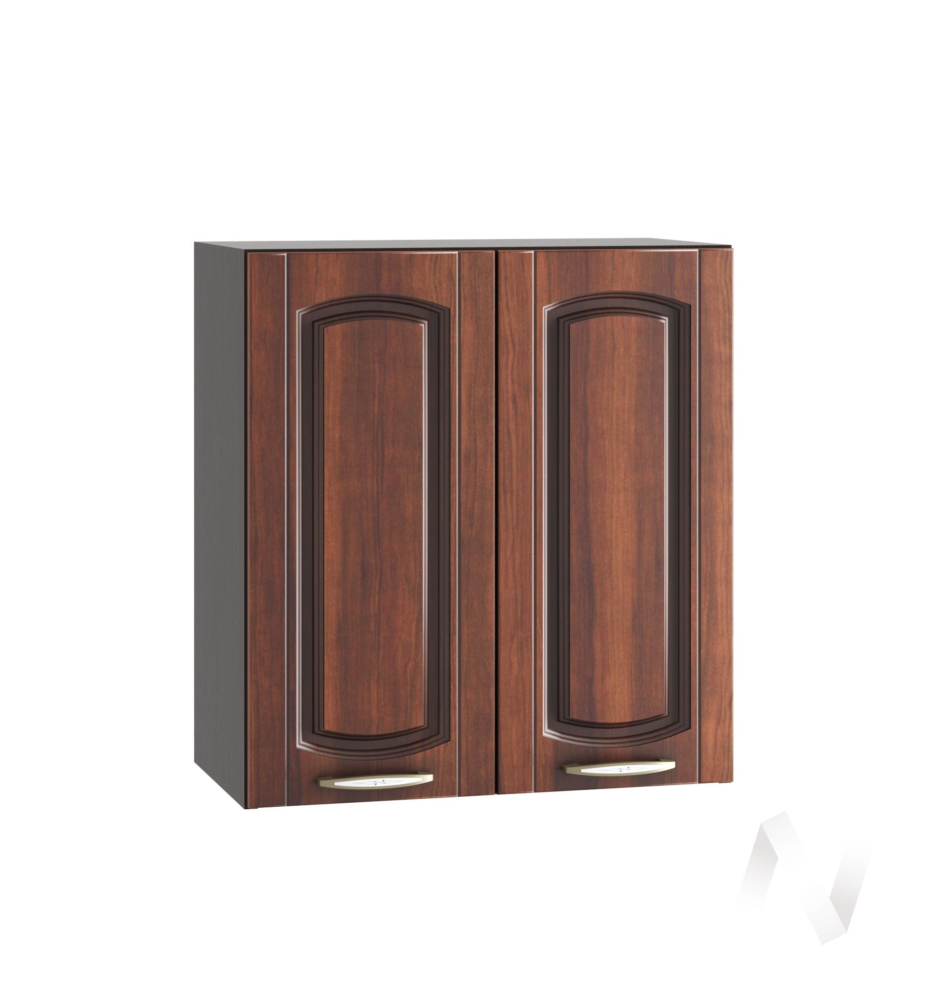 """Кухня """"Неаполь"""": Шкаф верхний 600, ШВ 600 (Италия/корпус венге)"""