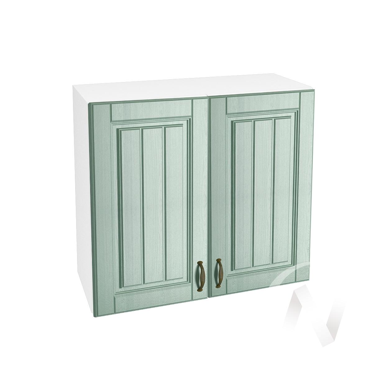 """Кухня """"Прованс"""": Шкаф верхний 800, ШВ 800 (корпус белый)"""