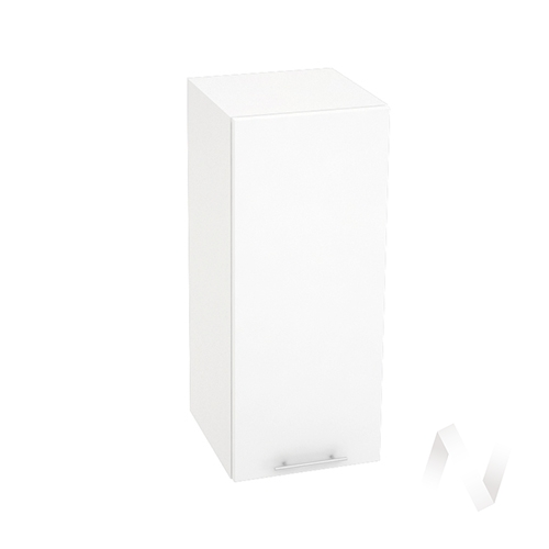 "Кухня ""Валерия-М"": Шкаф верхний 300, ШВ 300 (белый металлик/корпус белый)"