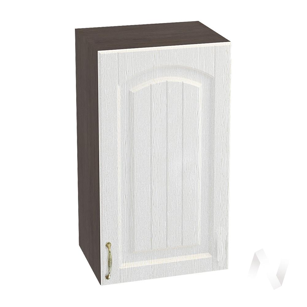 """Кухня """"Верона"""": Шкаф верхний 400 правый, ШВ 400 (ясень золотистый/корпус венге)"""