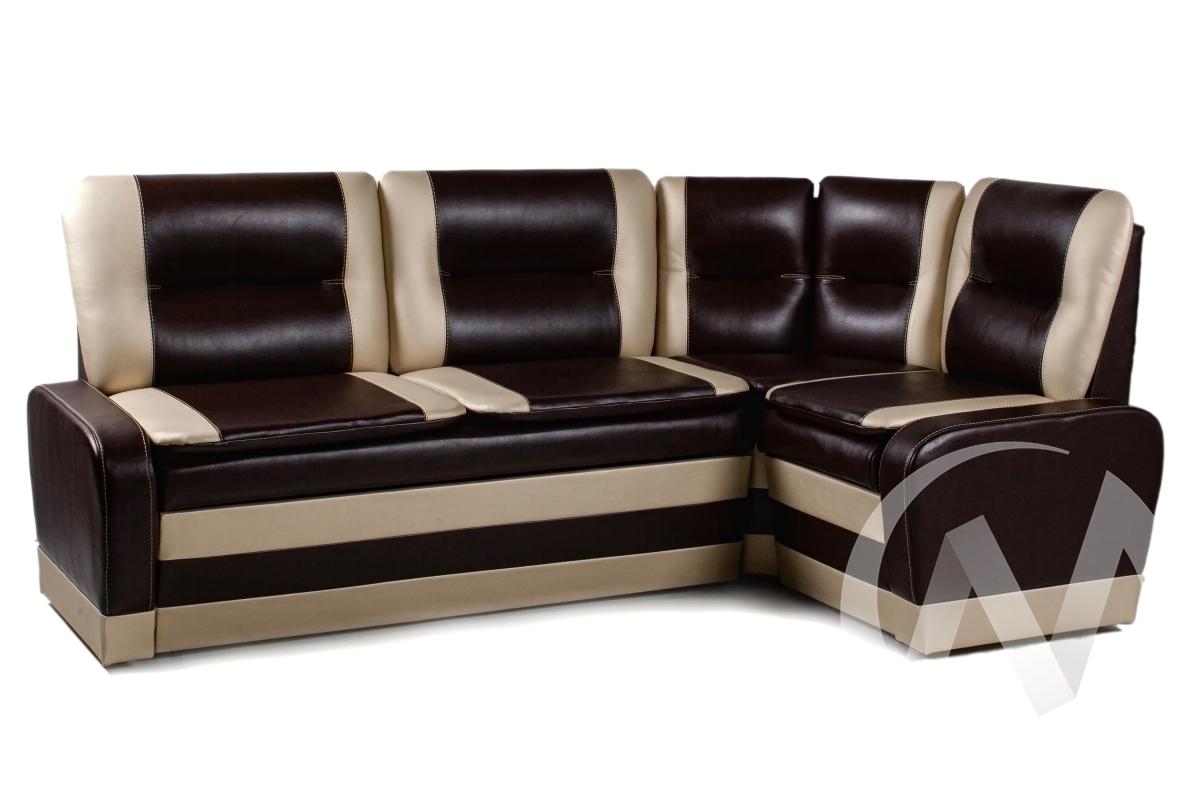 Кухонный угловой диван со спальным местом Маэстро (С221/С-101)