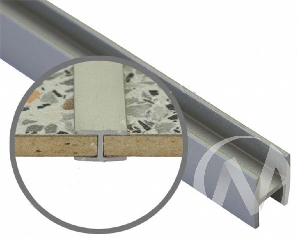 Планка для мебельных щитов Н-обр. 4мм 1030  в Томске — интернет магазин МИРА-мебель