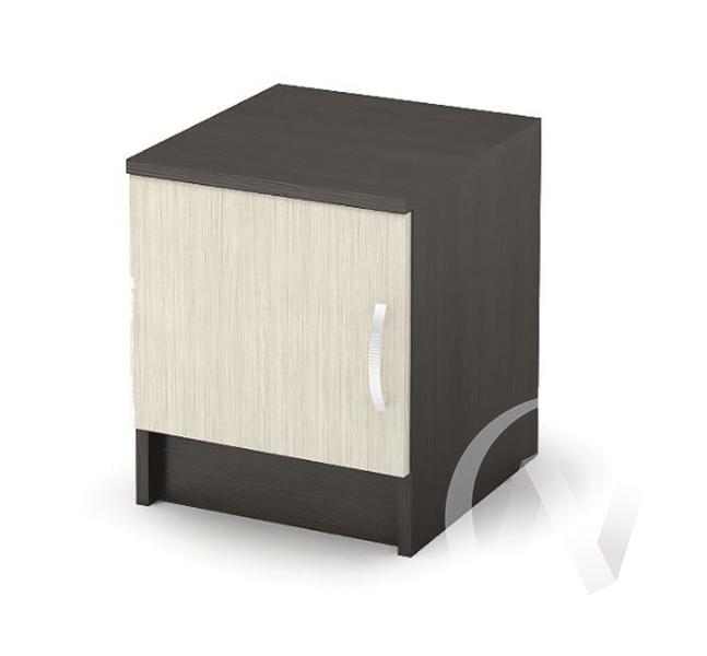 Бася Тумба прикроватная ЛДСП(венге/дуб бел) ТБ 551  в Томске — интернет магазин МИРА-мебель