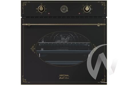Электрический духовой шкаф MERLETTO 60 AN  в Томске — интернет магазин МИРА-мебель