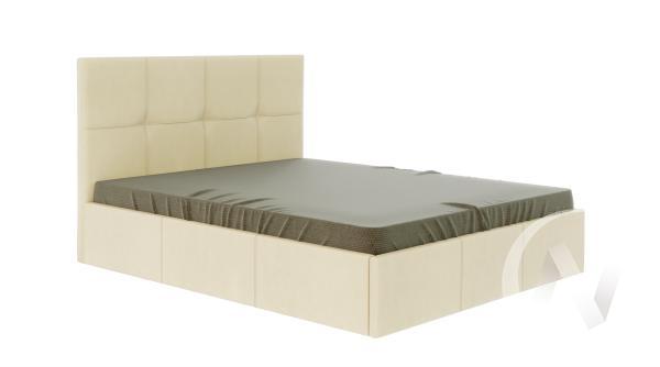 Кровать Куба 1,6 (бежевый)