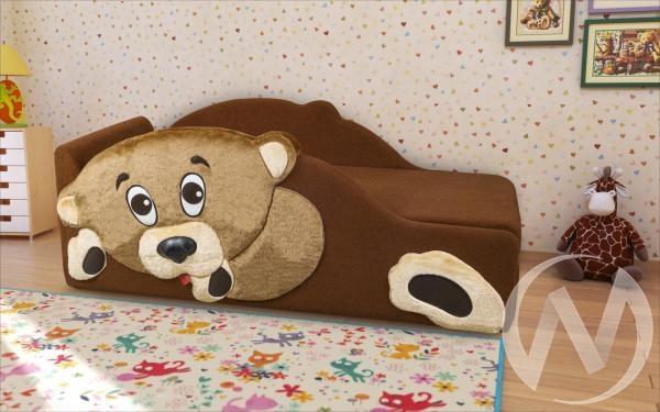 Винни кровать детская, аппликация