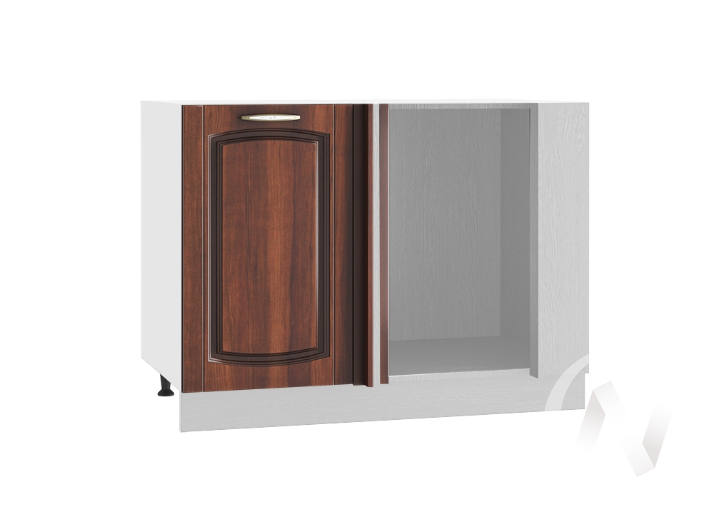 """Кухня """"Неаполь"""": Шкаф нижний угловой 990М, ШНУ 990М (Италия/корпус белый)"""