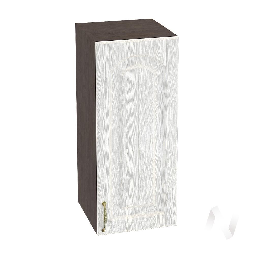"""Кухня """"Верона"""": Шкаф верхний 300 правый, ШВ 300 (ясень золотистый/корпус венге)"""