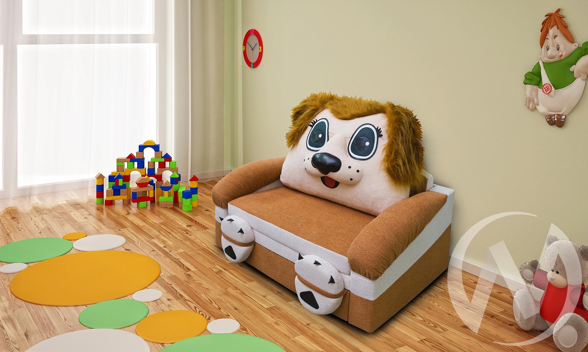Барбос диван детский
