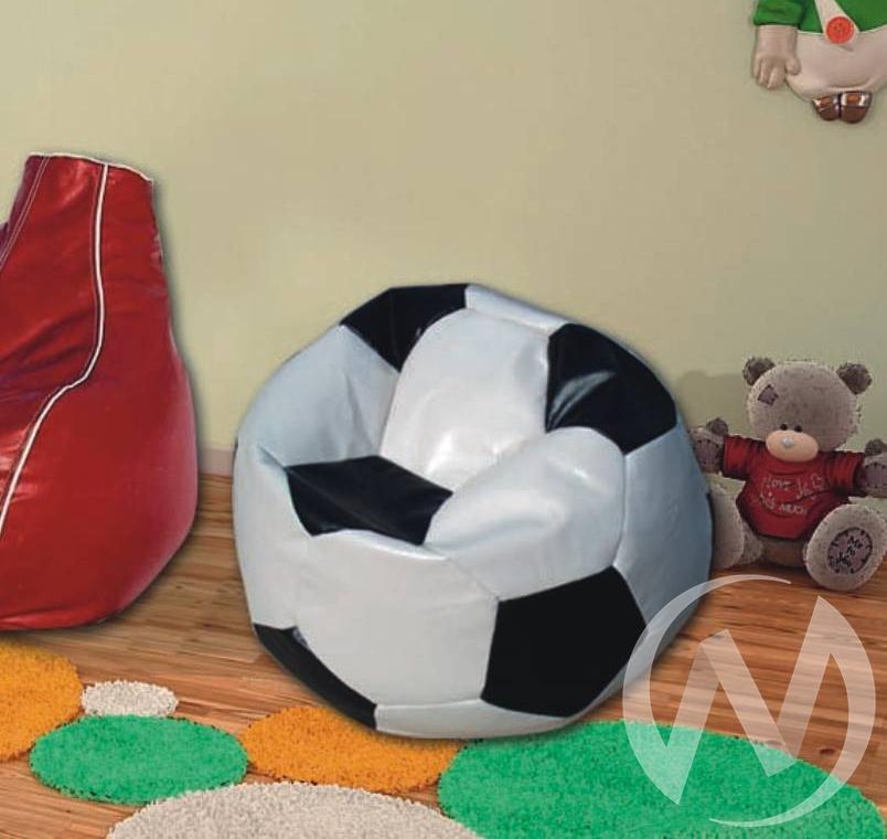 Мяч кресло-пуф, ткань кат. 3  в Новосибирске - интернет магазин Мебельный Проспект