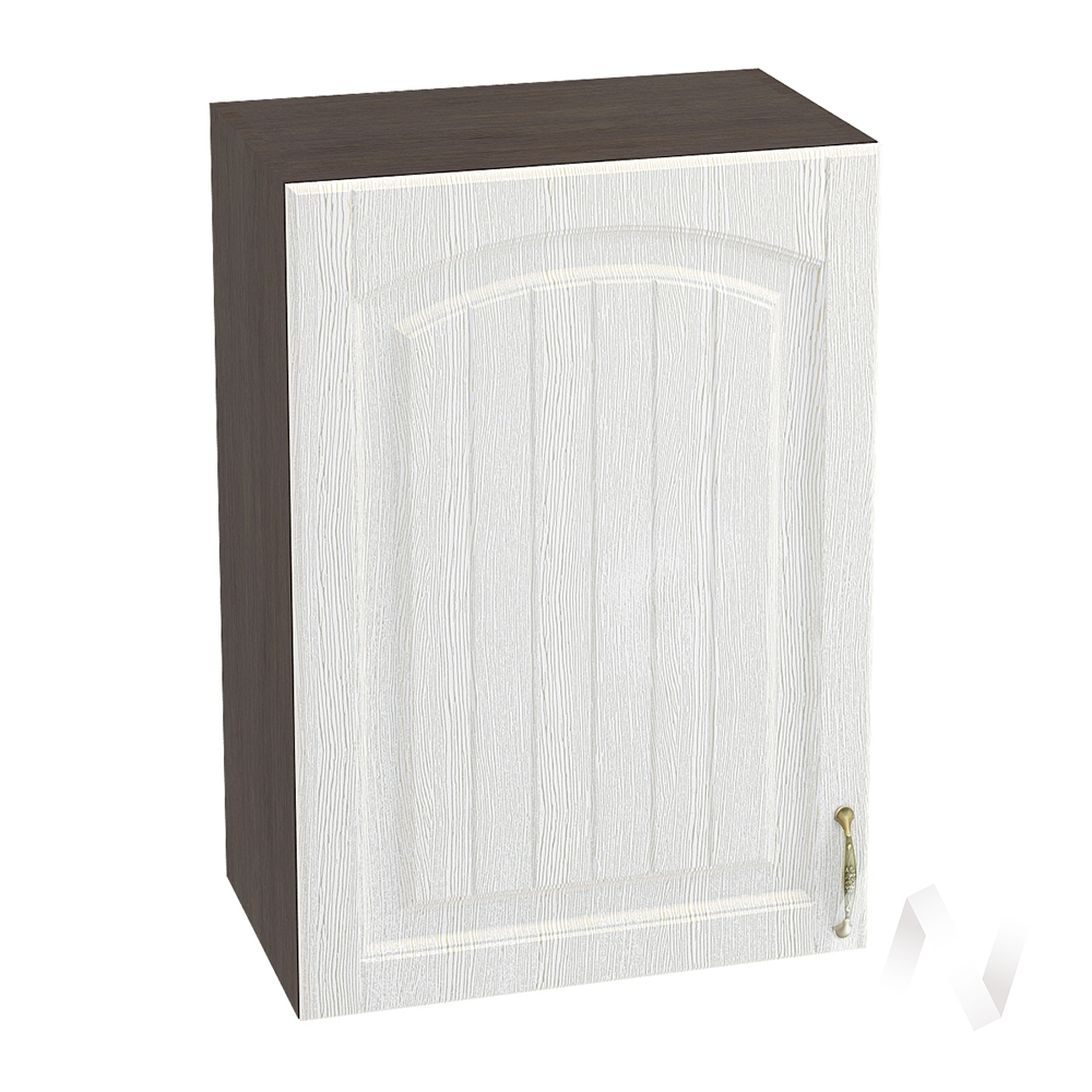 """Кухня """"Верона"""": Шкаф верхний 500, ШВ 500 (ясень золотистый/корпус венге)"""