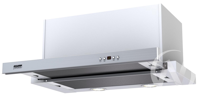 Вытяжка KAMILLA power 600 inox 3P
