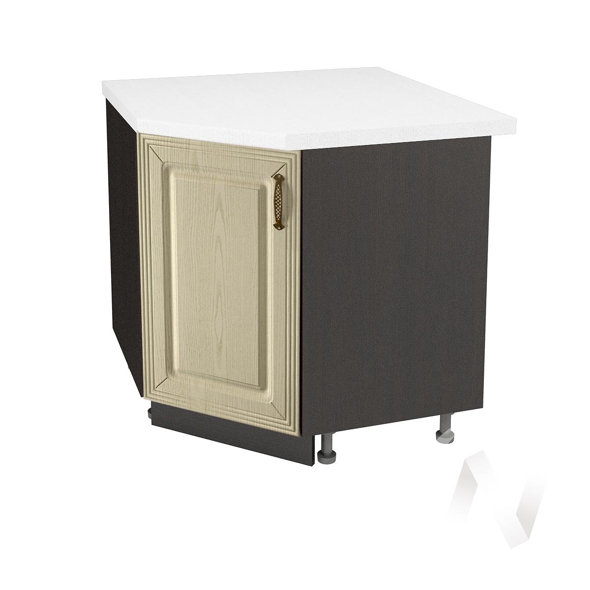"""Кухня """"Изабель"""": Шкаф нижний угловой 890, ШНУ 890 (корпус венге)"""