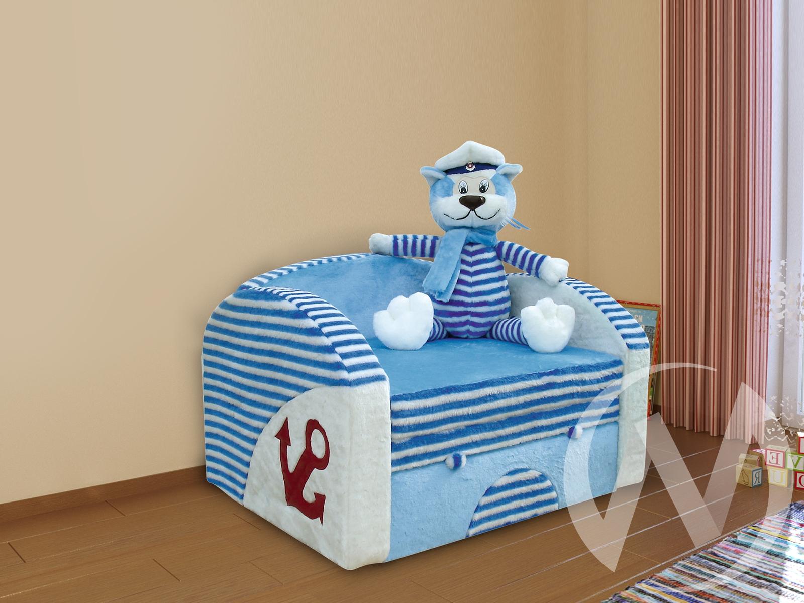 Морячок диван детский  в Томске — интернет магазин МИРА-мебель