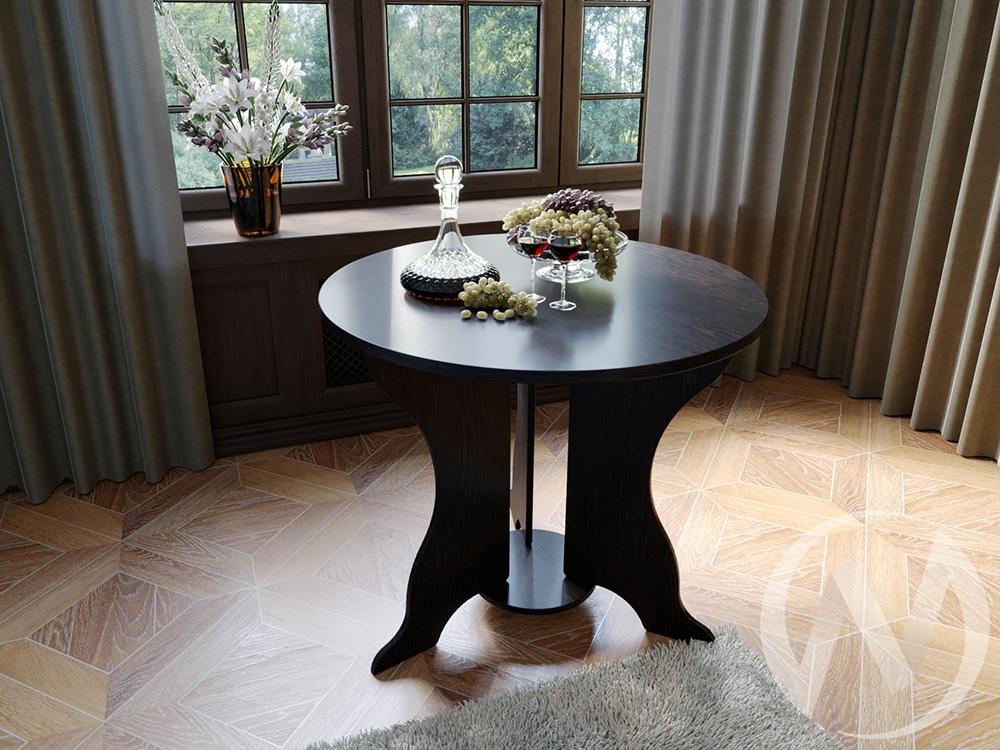 Стол обеденный Маркус (венге)